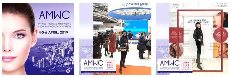 AMWC AESTHETIC ANTI-AGING MEDICINE