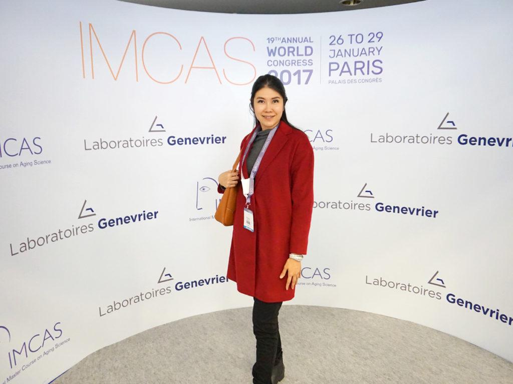 IMCAS 2017
