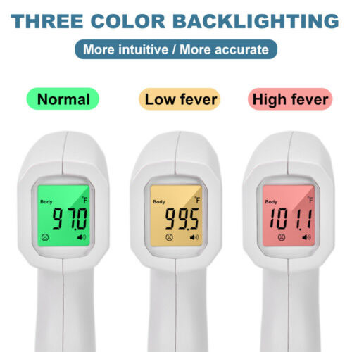 Three Color Backlighting Accurate
