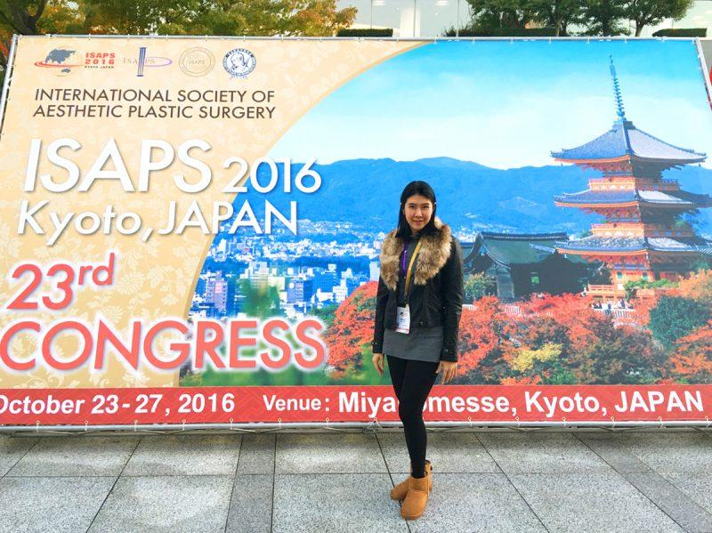 ISAPS Kyoto JAPAN